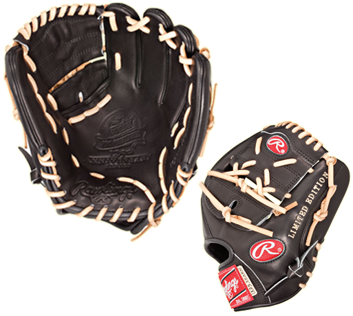 Tim Lincecum glove model, Pro Preferred, Rawlings,