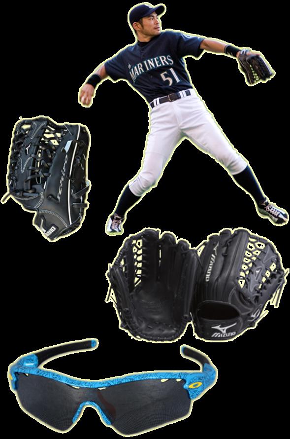 ichiro glove model, ichiro mizuno glove, ichiro oakleys, ichiro sunglasses, gmp70bk
